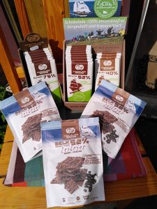 Read more about the article Segelschokolade wieder eingetroffen! Der Weltladen informiert